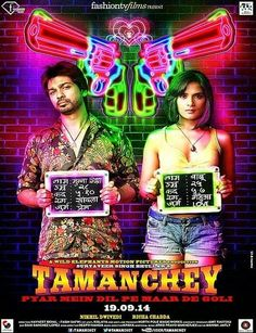 Tamanchey (2014) DVDScr Full Hindi Movie Free Download  http://alldownloads4u.com/tamanchey-2014-full-hindi-movie-free-download/