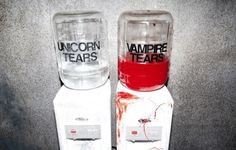 Unicorn Tears/Vampire Blood watercooler