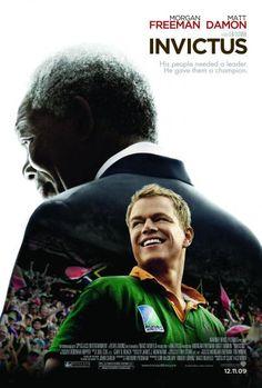 Invictus (2009, Clint Eastwood): sencillez + energía = emoción