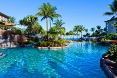 The Westin Ka'anapali Ocean Resort Villas, Maui, Hawaii