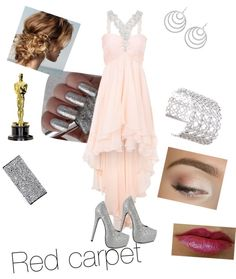 """""""Red carpet"""" by cvaknin ❤ liked on Polyvore"""