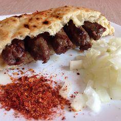 Sarajevski ćevap  #sarajevo #zrenjanin #ilovezrfood http://ilovezrenjanin.com/marketing-zrenjanin/mex-fast-food-zrenjanin-jelovnik/