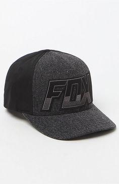 factory authentic 5b204 fae63 Fox Clutch Flexfit Hat  13.49 Fox Hat, Solomon, Cute Hats, Pacsun, Hats
