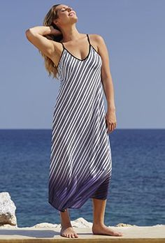 Cover Ups - swimsuitsforall Ryder Maxi Dress