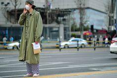 Streetsnaps Seoul Fashion Week 2017 - 3773958