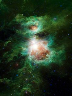 Orion Nebula: I dreamed about this. I had it tattooed on my arm and I could fly.
