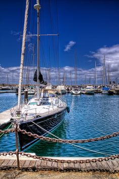 Spain > Canary Islands > Lanzarote > Playa Blanca > Marina Rubicon