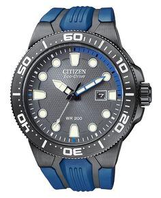 Citizen Scuba Fin Watch BN0097-02H