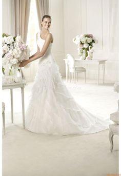 Vestidos de noiva Pronovias Utica 2013