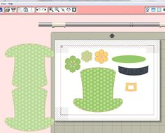 Print and cut card with cameo