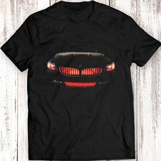 BMW Z4 T-Shirt Unisex/Mens Gift Idea Present Headlights Glow Tuning Holiday  Gift Birthday Present