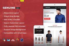 Best E-commerce E-newsletter + Builder