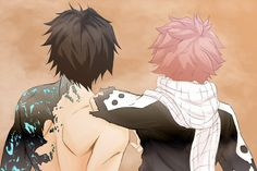 Literally my ultimate bromance Fairy tail