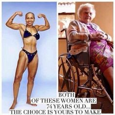 SKINNY JEANS are nice... But this is the REAL REASON I run monthly health and fitness groups.  It is EASIER than you think.  I am the queen of no prep meal prep AND I refuse to workout longer than 30mins a day unless I want to for fun. #howaboutthemapples   PS:  Ernestine Shepard on the left is now pushing 80 and still looks fab.