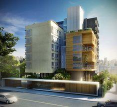 FGMF: Edifício residencial Cajaíba, São Paulo - ARCOweb