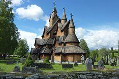 Eglise en bois de Heddal