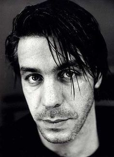 Till Lindemann of Rammstein aka the German love of my life.