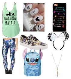 Disney by simzmimz on Polyvore featuring Disney and Disney Couture