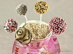 cake pops al cioccolato, una ricetta semplice ideale per le feste di compleanno dei vostri bimbi farete un figurone perchè i bambini ne andranno pazzi