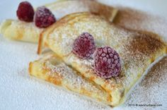 Clatite spumoase (2) Crepes, Crepe Cake, Romanian Food, Mille Crepe, Pancakes, Waffles, Food And Drink, Easy Meals, Gem