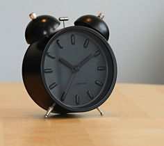 Twin Bell Nude Station Alarm Clock – http://thegadgetflow.com/portfolio/twin-bell-nude-station-alarm-clock-32/
