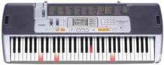 Casio LK-100 keyboard - $40
