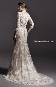 Sottero & Midgley, Annora~ Available at Pence and Panache Bridal Boutique, 682-224-3484, facebook.com/penceandpanche!
