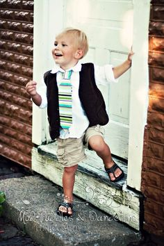 INSTANT DOWNLOAD Little Man's Tie Sewing Pattern PDF Ebook #pattern #boystie #toddlertie #babytie #tie