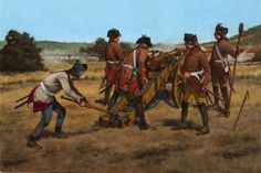 Austrian Attack at Salo  July 29, 1796-Keith Rocco