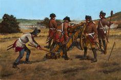 Austrian Attack at Salo  July 29, 1796-Keith Rocco