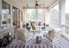 The seasons are changing and summer is fast approaching. Welcome to the days of outdoor living. There is nothing better than grabbing a cold drink and sitting on the porch enjoying time with family and friends. Here are a few simple tips and tricks to make sure your porch design is ready for the…
