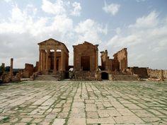 Temples of Jupiter and Minerva - Google'da Ara