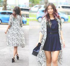 girly kimono