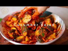 7 Korean Lunar New Year Recipes That Everyone Will Love Cooking & Eating - YouTube Seonkyoung Longest, Bell Button, Korean Dishes, Lunar New, New Recipes, Nom Nom, Tasty, Cooking, Youtube