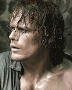 "genoacedo: "" #Outlander #season3 #jamiefraser @samheughan (en Málaga, Spain) "" #fanart"