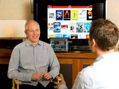 Netflix: we spend money on movies, not on servers   When Netflix launched in the UK back in January it marked a sea change for movie and streaming technology. Adrian Cockroft explains to TechRadar how much impact cloud computing has on the business. Buyin