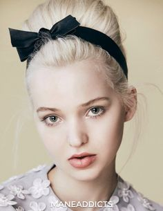 Dove Cameron Has The Best Ways To Describe Her Hair's Personality: Photo Dove Cameron is a hair chameleon -- and her new shoot with Mane Addicts definitely proves it! The Descendants 2 star chatted about her golden hair and the time… Blond, Dove Cameron Style, Mane Addicts, Pin Up, Shag Hairstyles, Prom Hairstyles, Celebrity Wallpapers, Celebs, Celebrities