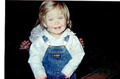 Blake at age two.