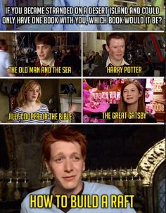 Leave it to Fred/George...