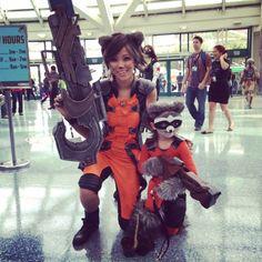Comikaze 2014 (Part 2) - Adventures of Rocket Raccoon |the stylish geek
