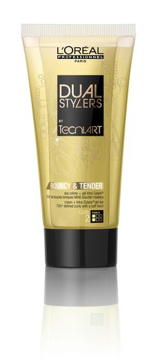 L'Oréal Professionnel Tecni.ART Dual Stylers Bouncy & Tender 150ml.