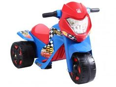 Moto Elétrica Infantil Ban Moto Cross 2 Marchas - Bandeirante