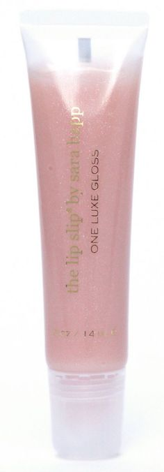 The Lip Slip® One Luxe Clear Shine Lip Gloss