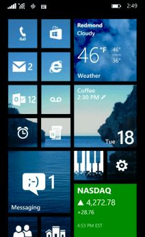 Four tips for a standout Start screen on your Windows Phone.