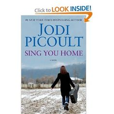 what i like about Jodi Picault is that she makes you think about where you stand on issues