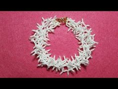 Easy fringe bracelet ~ Seed Bead Tutorials