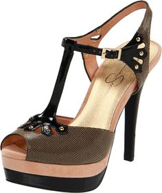 Amazon.com: Jessica Simpson Women's Js-Emmali Platform Sandal: Jessica Simpson: Shoes