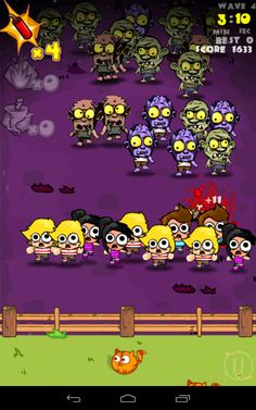 Smash android zombie download