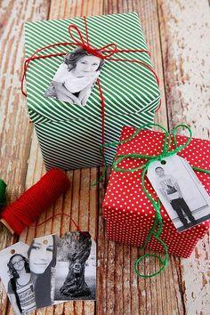 Jak zapakować prezent, fot. Pinterest.com/eighteen25.blogspot.com