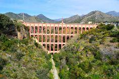 Acueducto del Águila, örnbron i Nerja